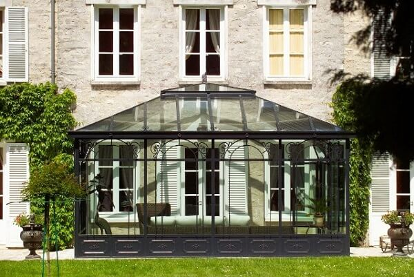 photos de toitures en verre. Black Bedroom Furniture Sets. Home Design Ideas